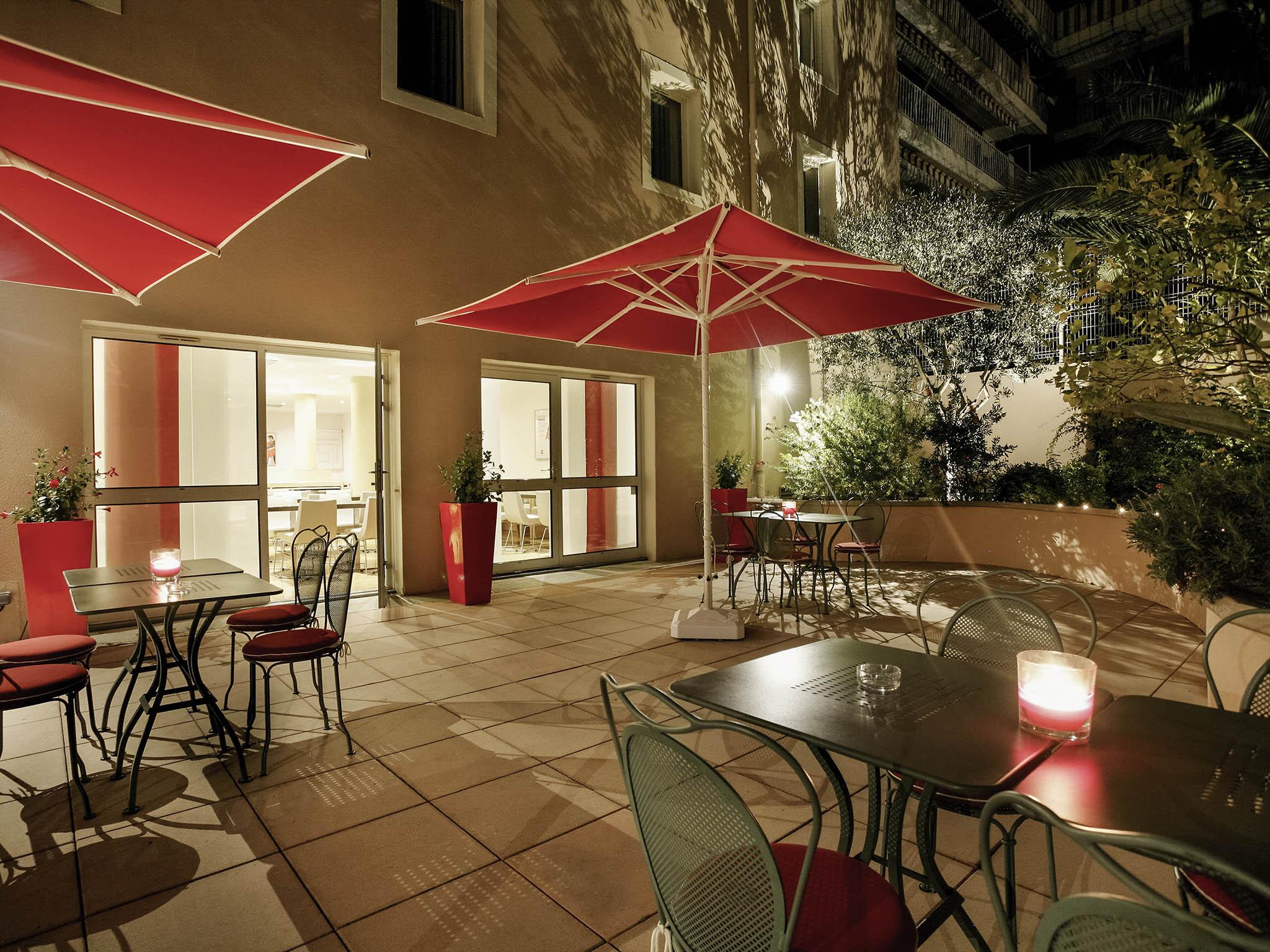 Hotel – ibis Nice Palais des Congrès Vieux-Nice