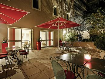 Ibis nice palais des congrès vieux-nice à Nice