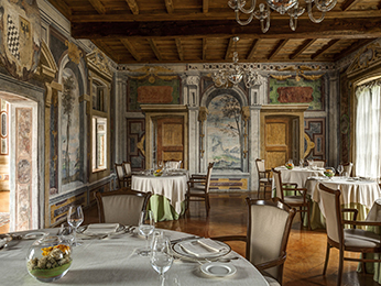 Restaurante - Grand Hotel Villa Torretta Milano - MGallery Collection