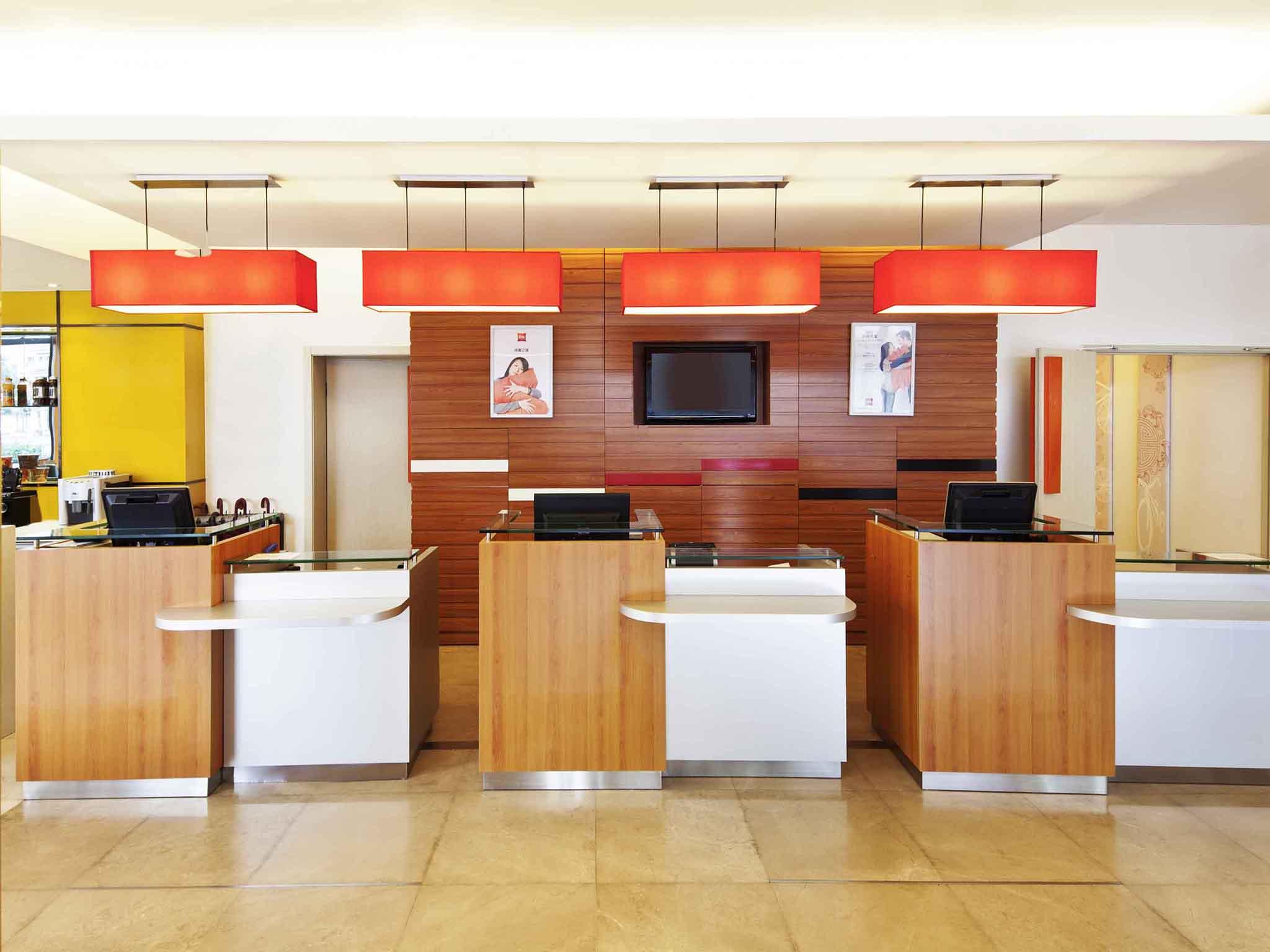 โรงแรม – ไอบิส เซี่ยงไฮ้ เวิลด์ เอ็กซ์โป