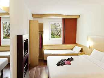 Rooms - ibis Shanghai Chengshan Road