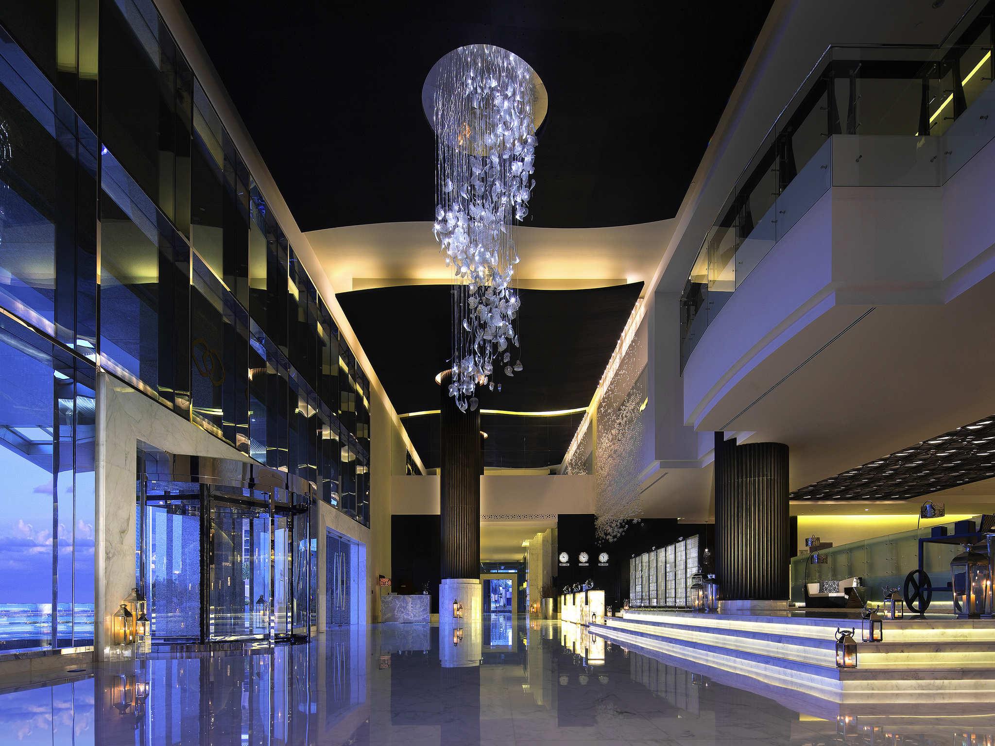 Hotell – Sofitel Abu Dhabi Corniche