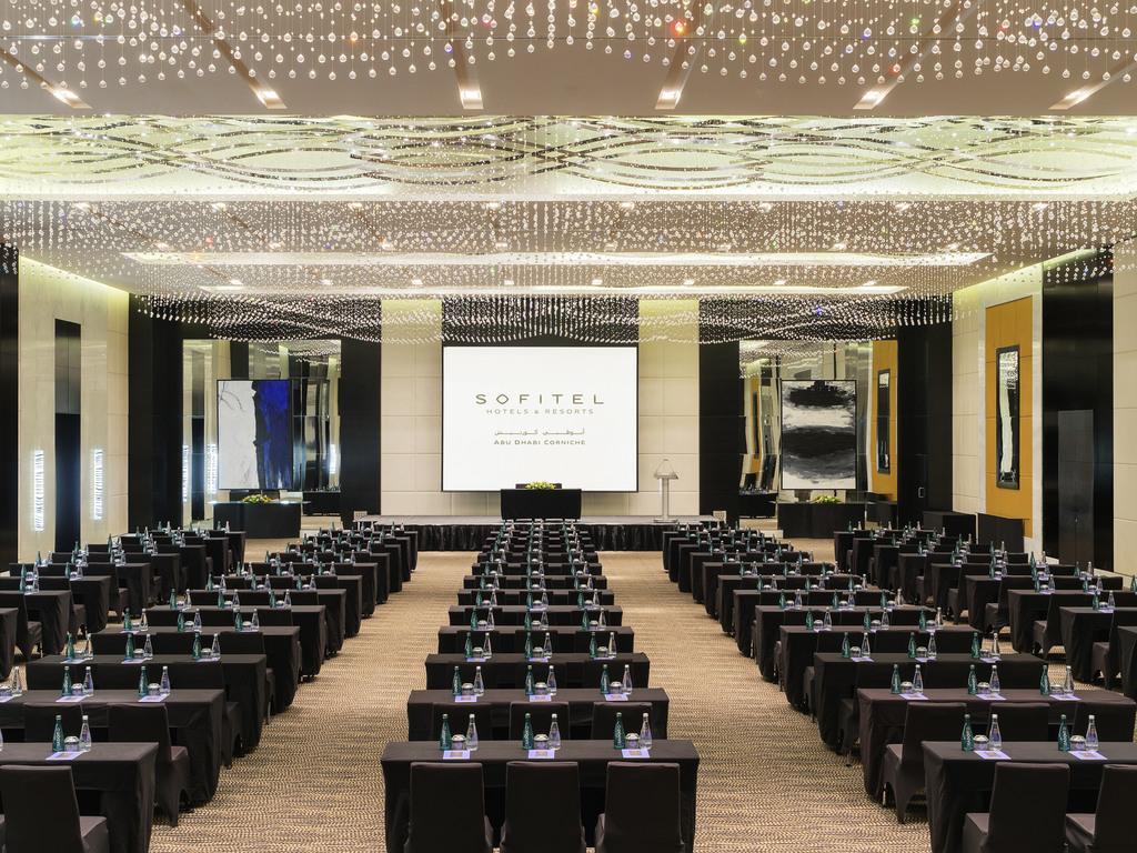 Luxury Hotel Abu Dhabi Sofitel Abu Dhabi Corniche