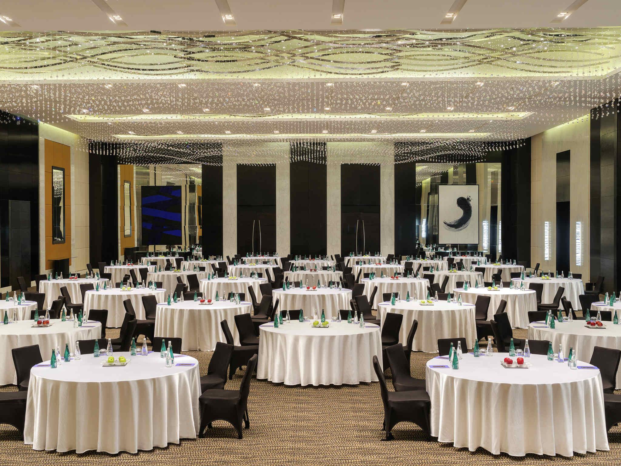 Hotel in ABU DHABI - Sofitel Abu Dhabi Corniche