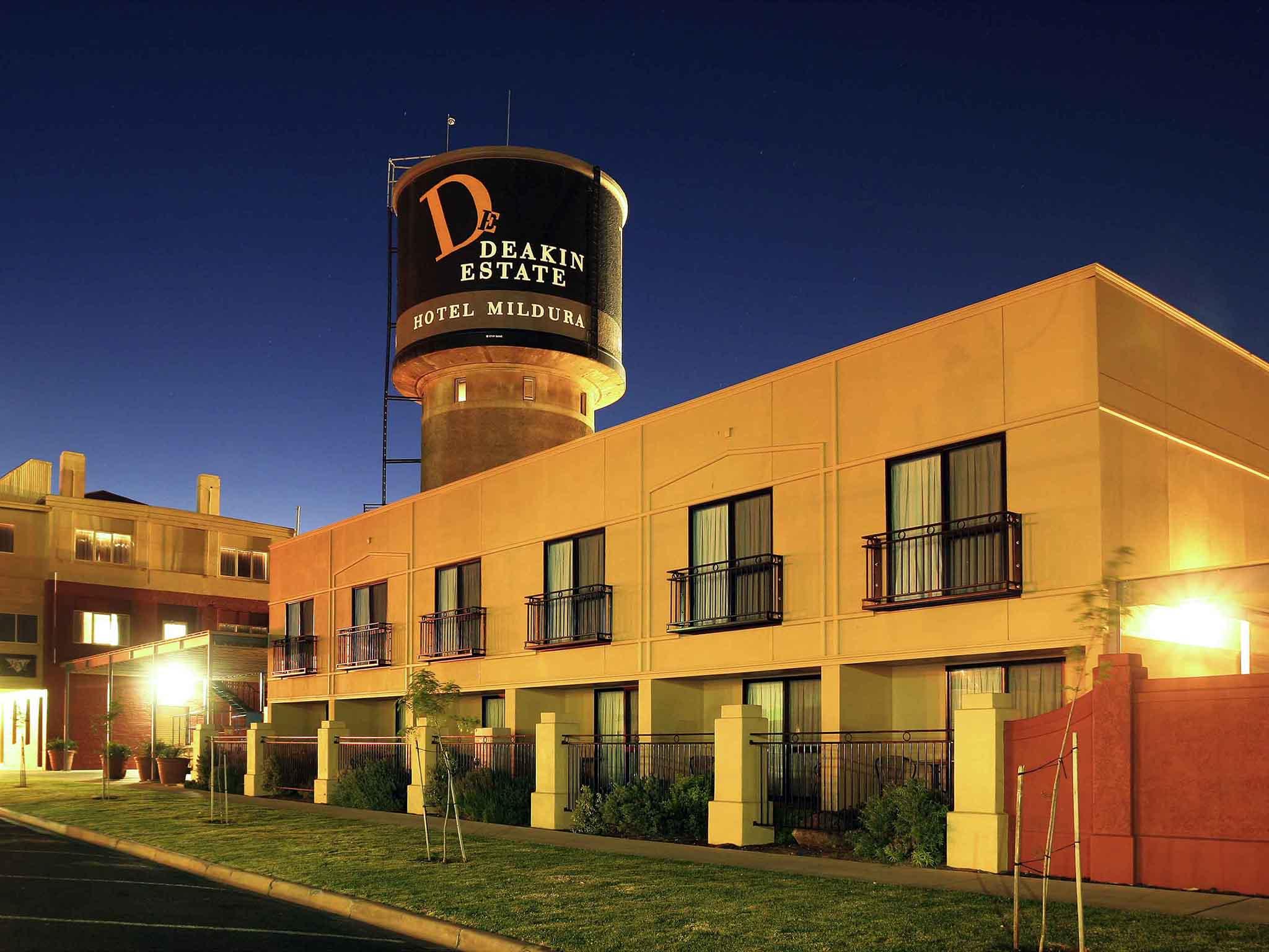 โรงแรม – Mercure Hotel Mildura