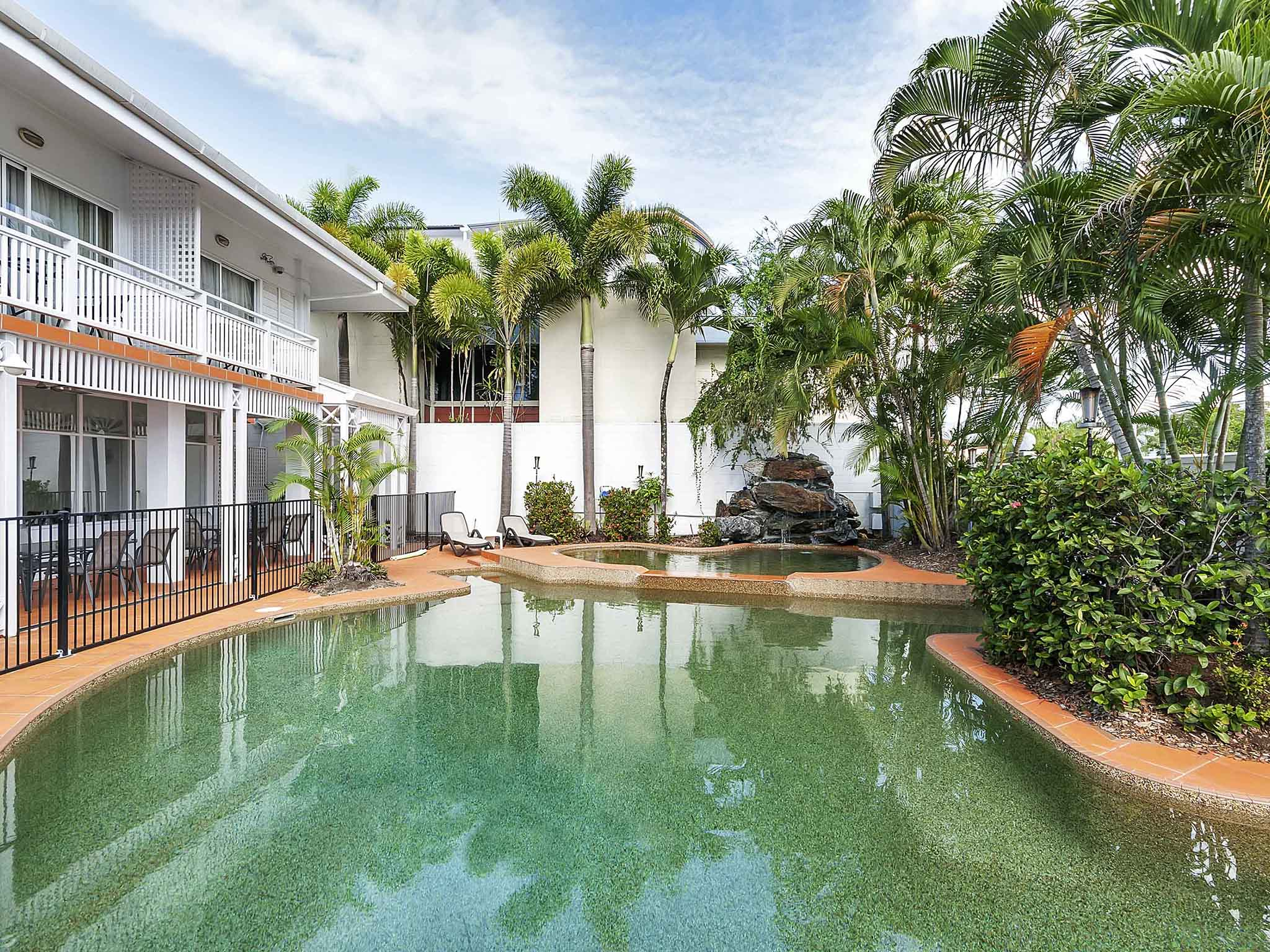 Hotell – ibis Styles Cairns