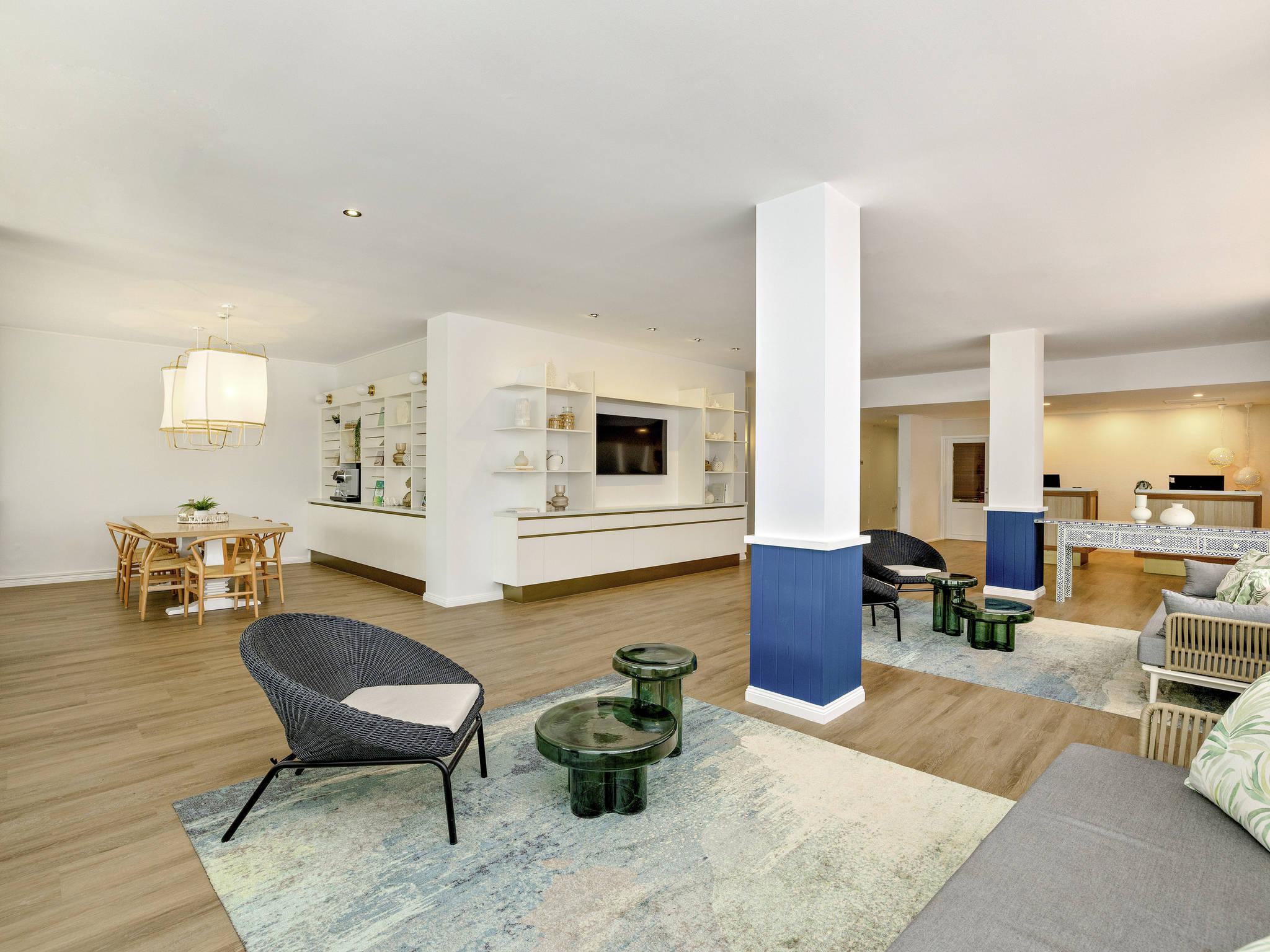 โรงแรม – ibis Styles Cairns