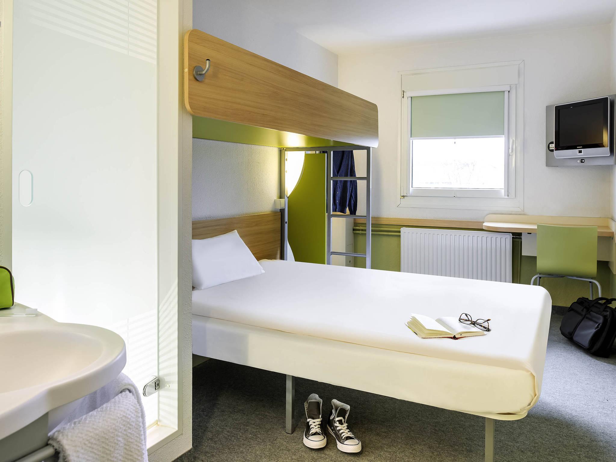 Hotel Mainz Ibis Budget