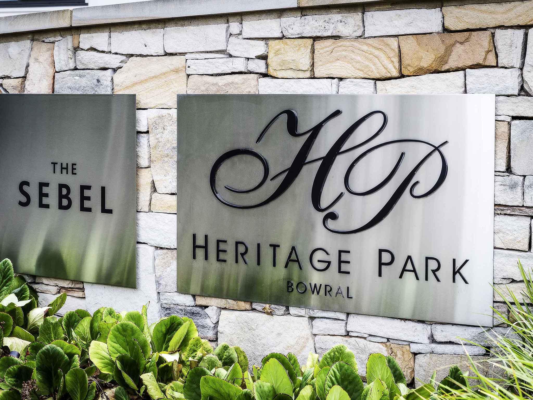 โรงแรม – The Sebel Bowral Heritage Park
