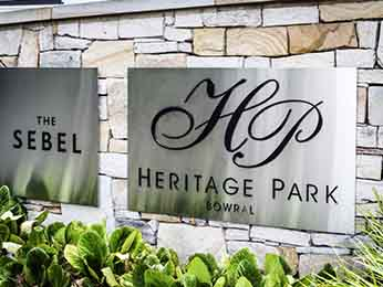 Otel - The Sebel Bowral Heritage Park