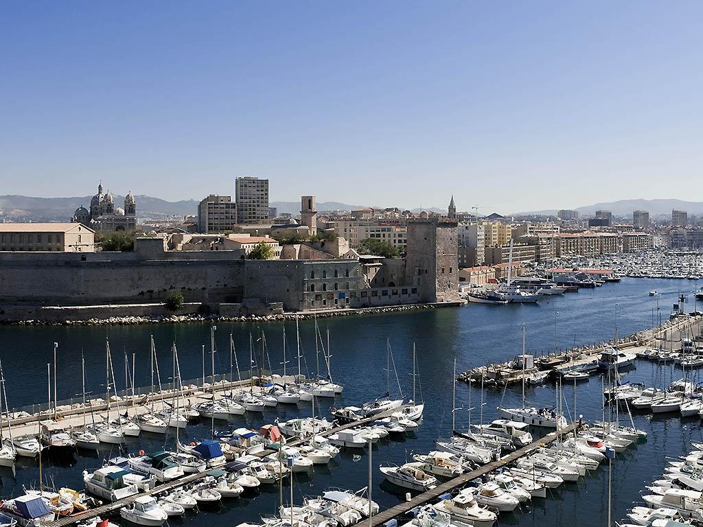 Hotel In MARSEILLE Aparthotel Adagio Marseille Vieux Port - Hotel ibis vieux port marseille