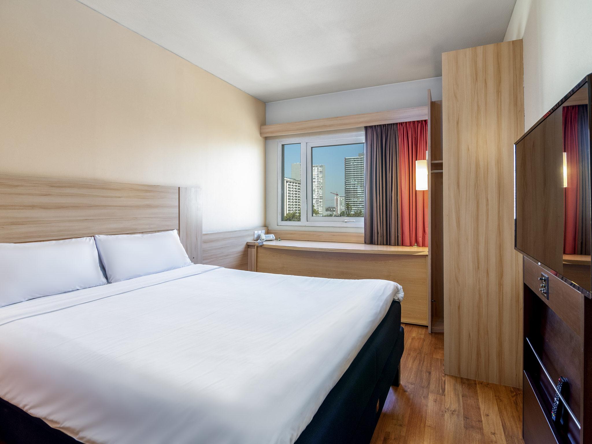 酒店 – 宜必思圣地亚哥中心火车站酒店