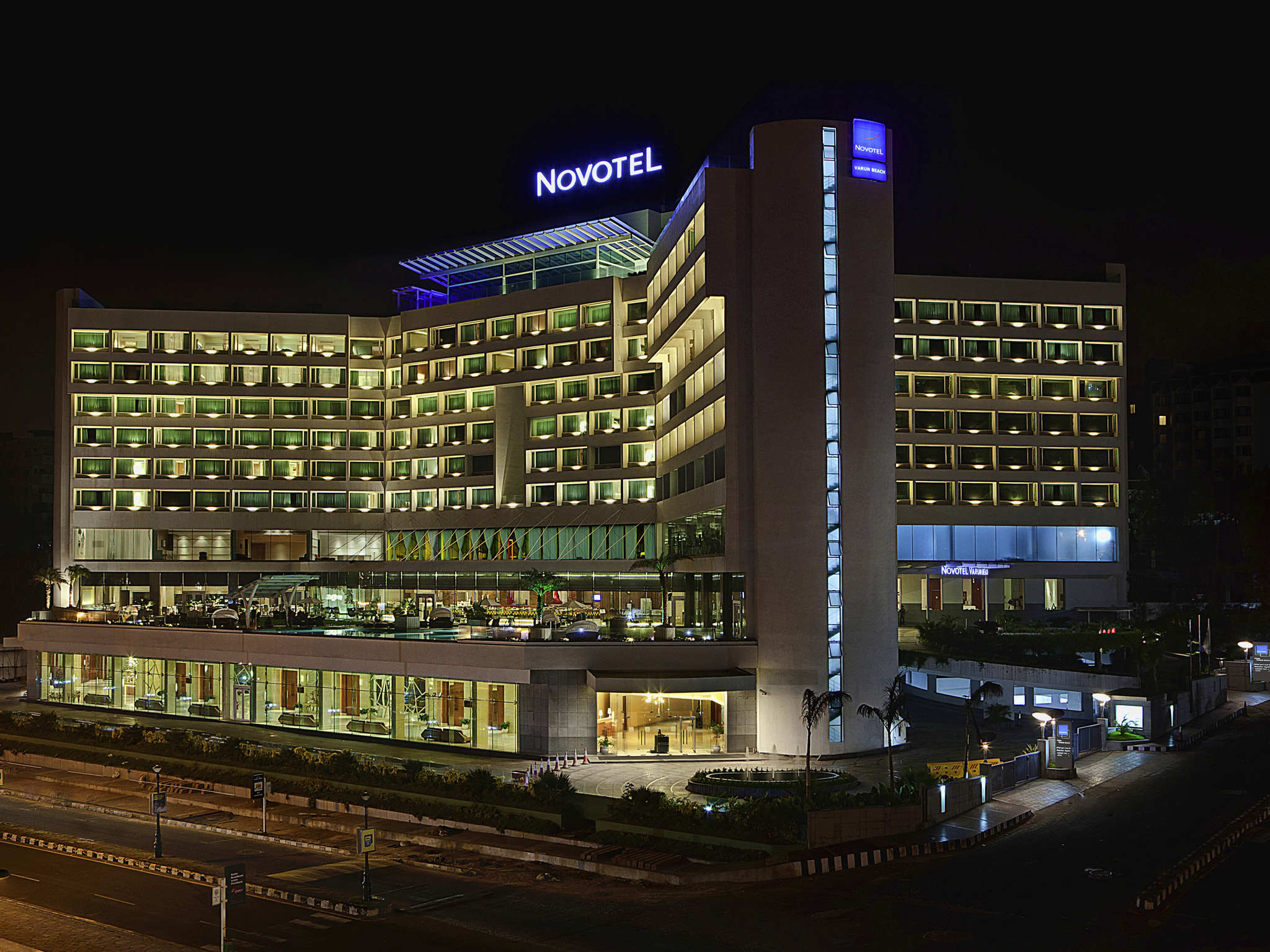 Отель — Novotel Вишакхапатнам Варун Бич
