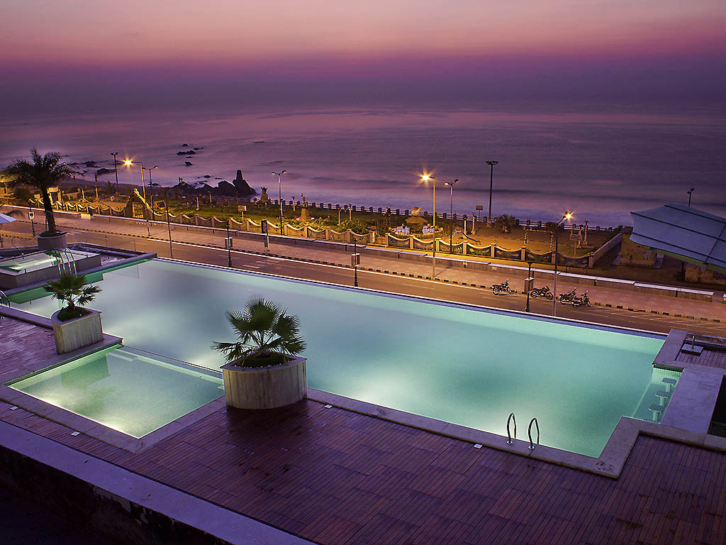 Beach View Hotels In Vizag