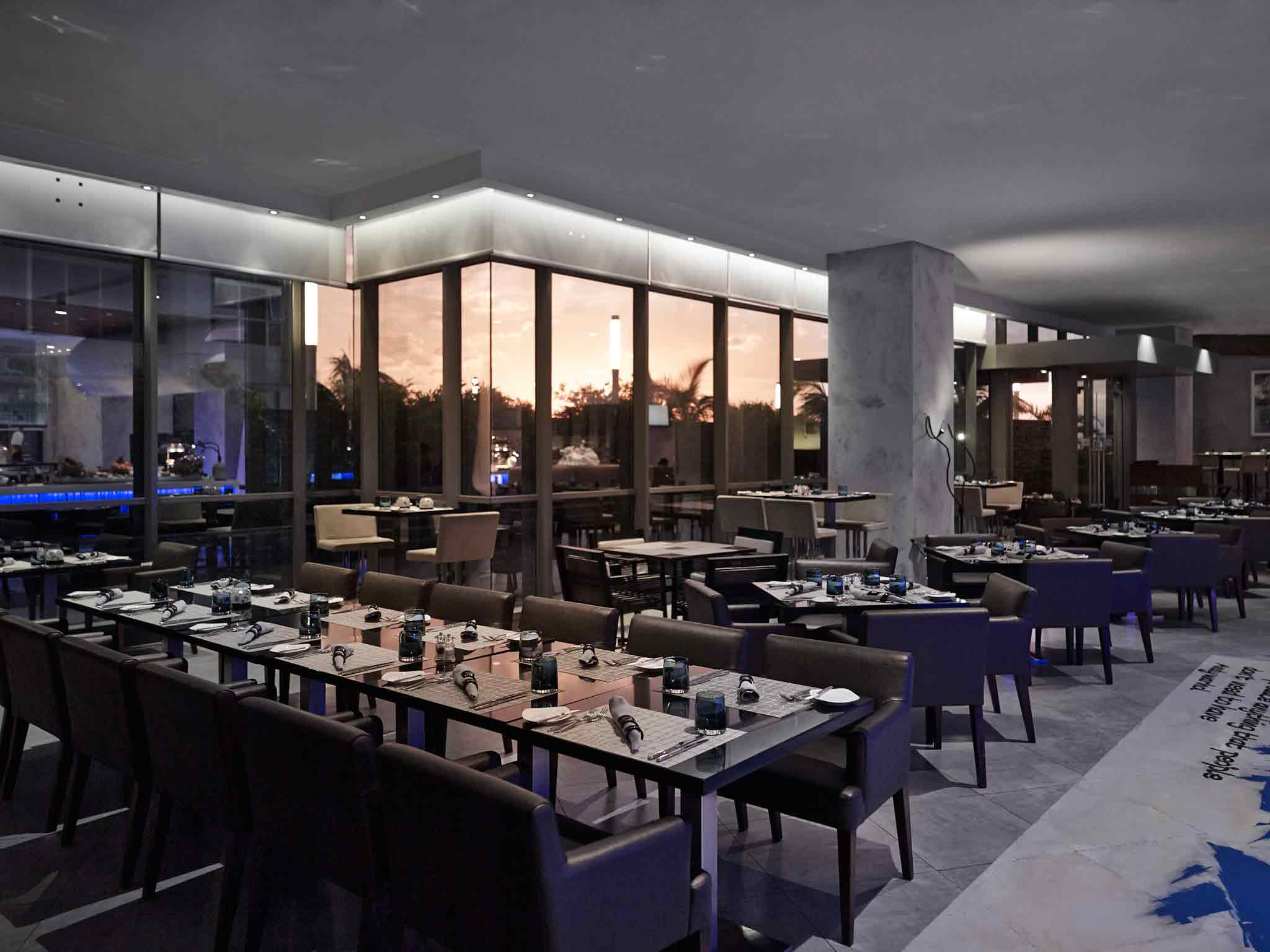 Pullman Jakarta Central Park 5 Star Hotel Inwest Voucher Makan Basque Restaurant