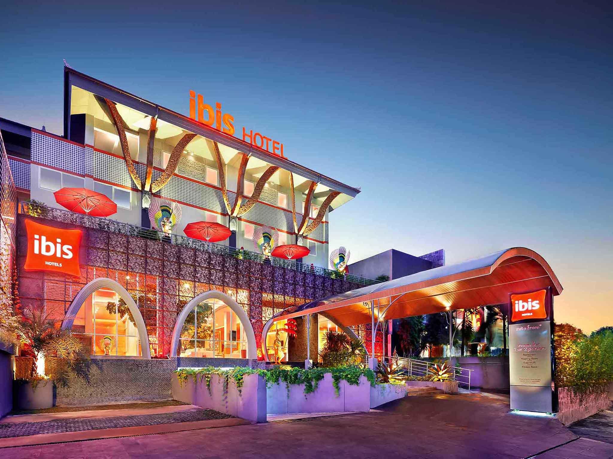 酒店 – 宜必思巴厘岛库塔酒店
