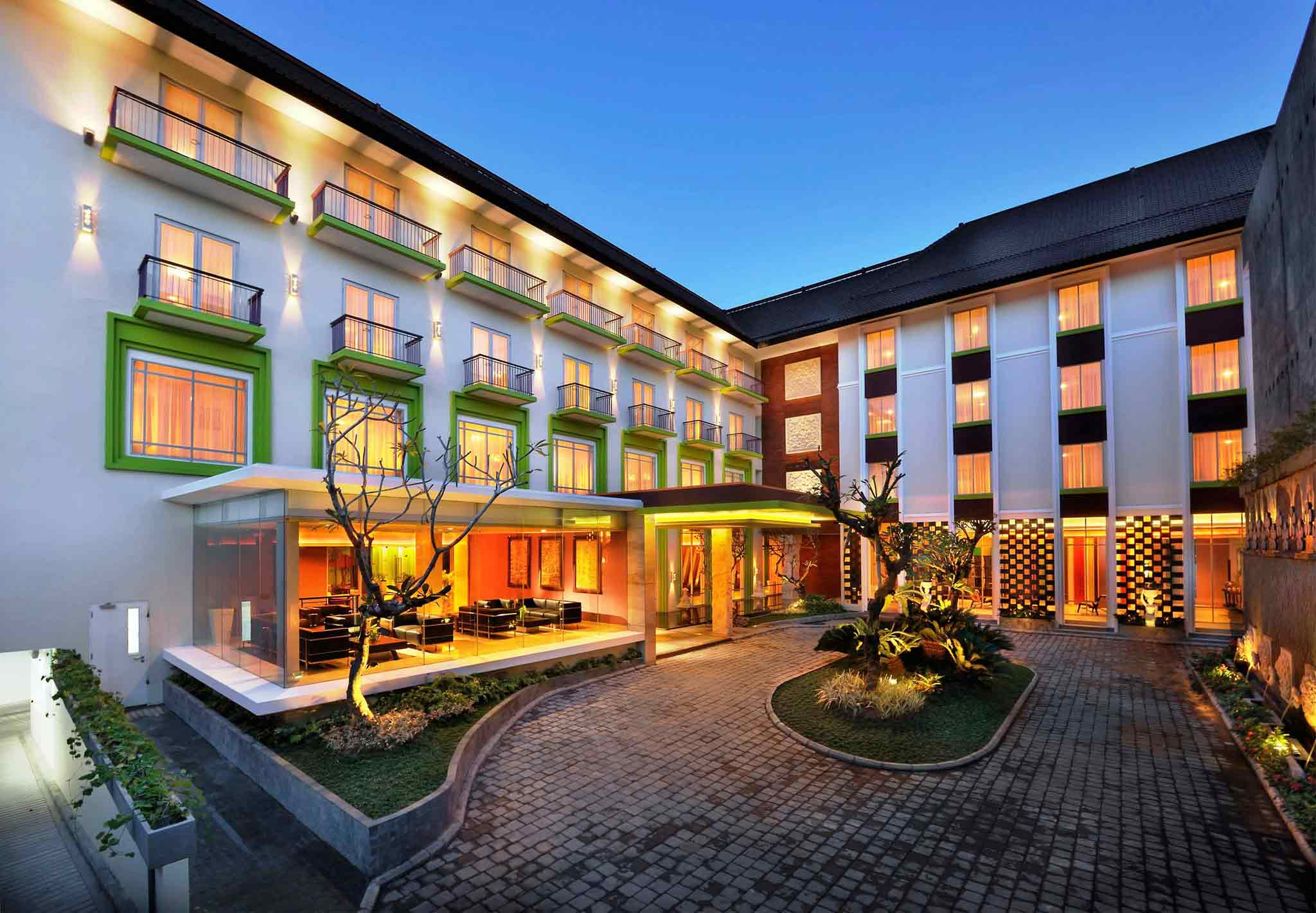 Отель — ibis Styles Бали Денпасар