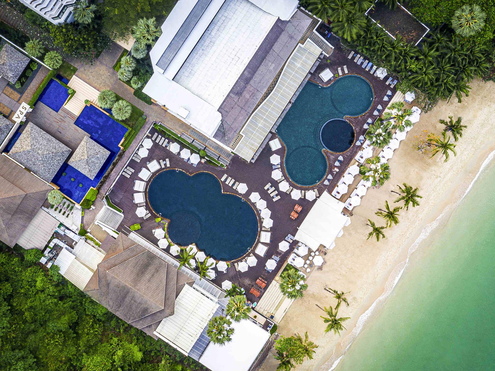 Hotel – Pullman Pattaya Hotel G