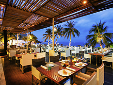 THE BEACH CLUB RESTAURANT