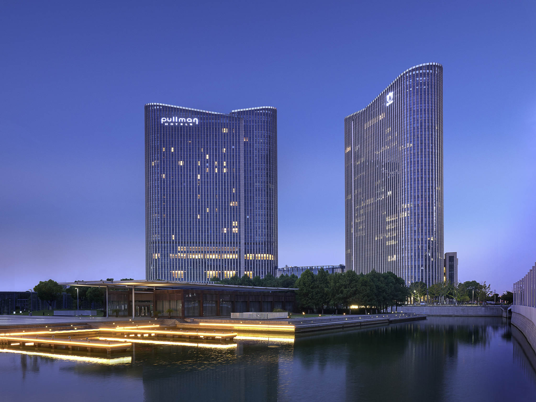 Hotell – Pullman Wuxi New Lake
