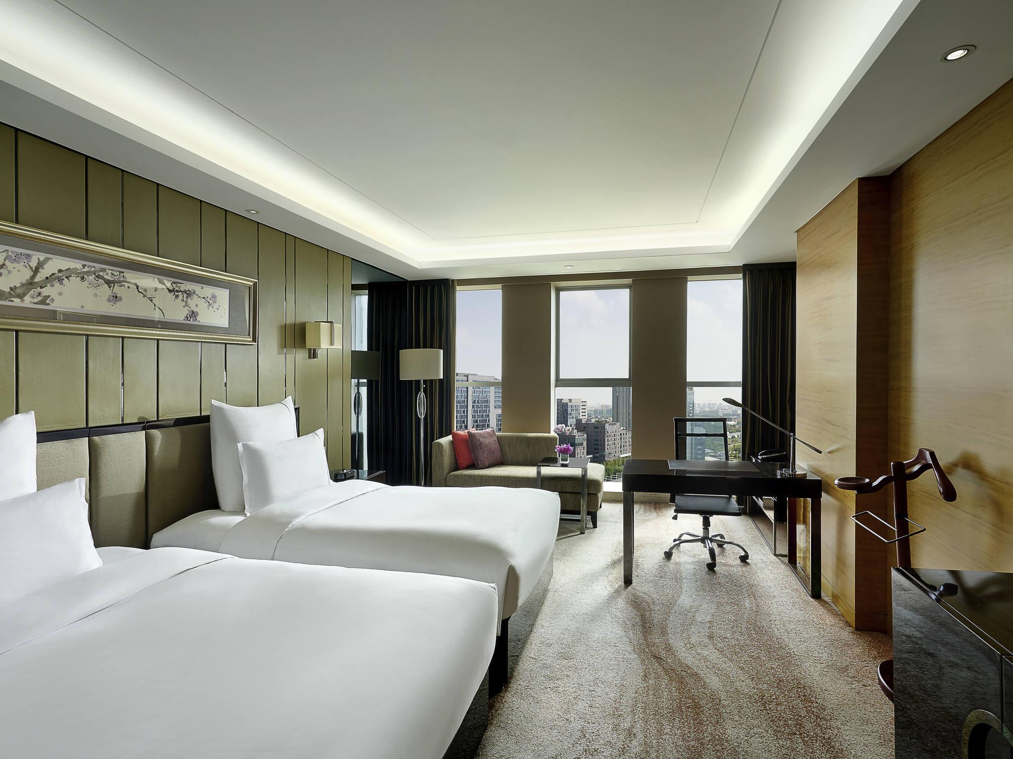 Hotel in WUXI - Pullman Wuxi New Lake