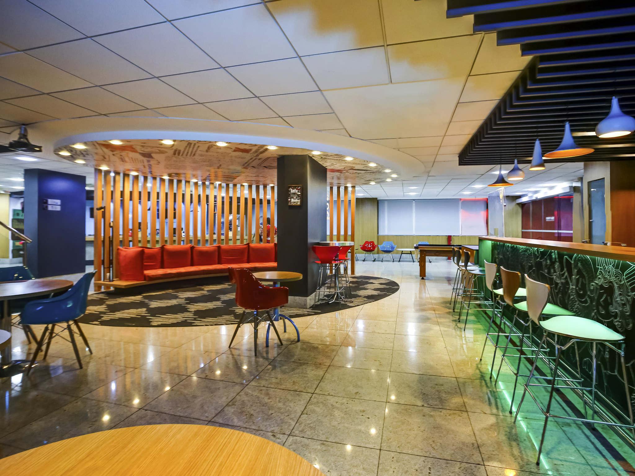 Отель — ibis Рио-де-Жанейро Ботафого