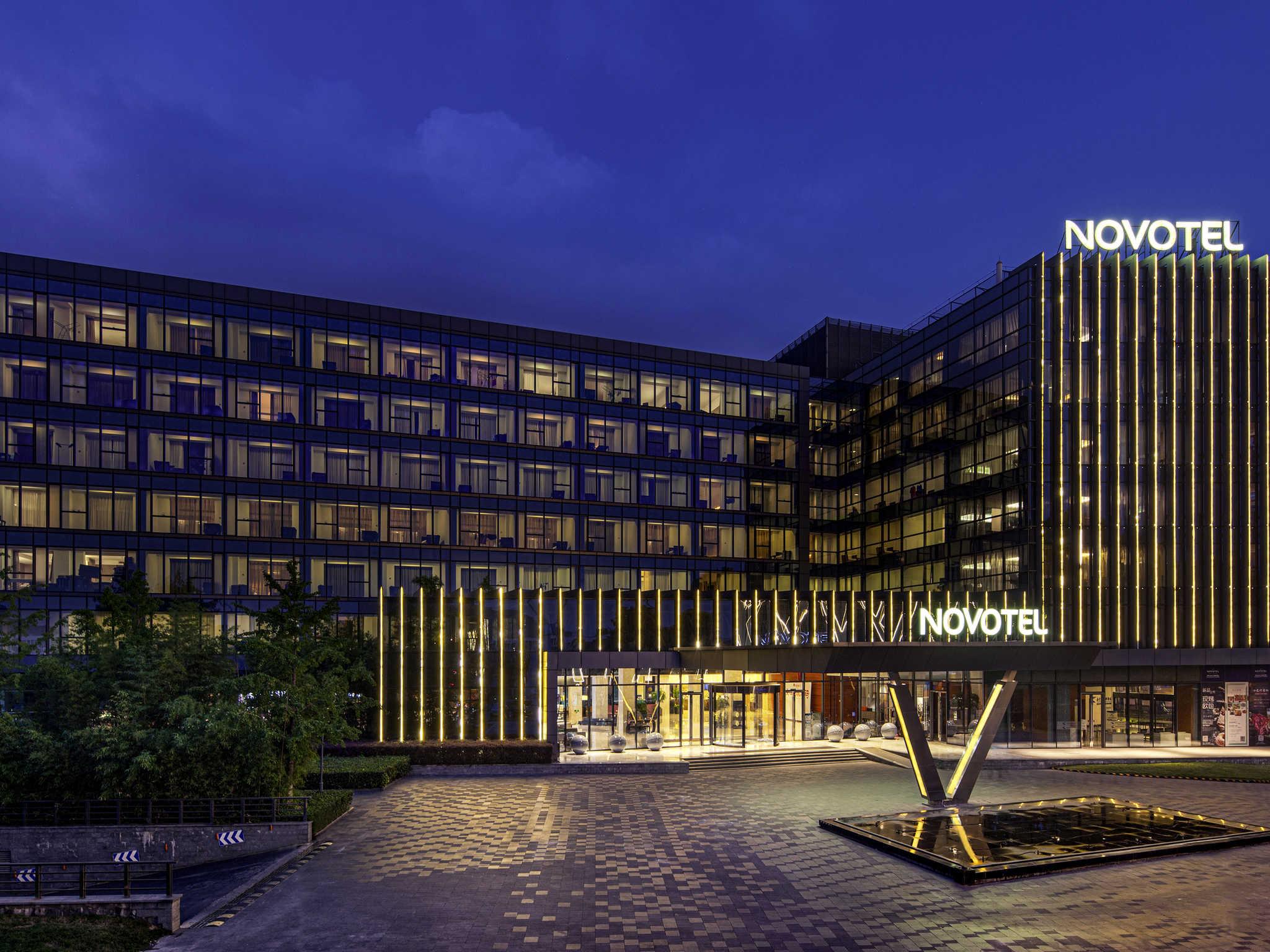 Hotell – Novotel Nanjing East Suning