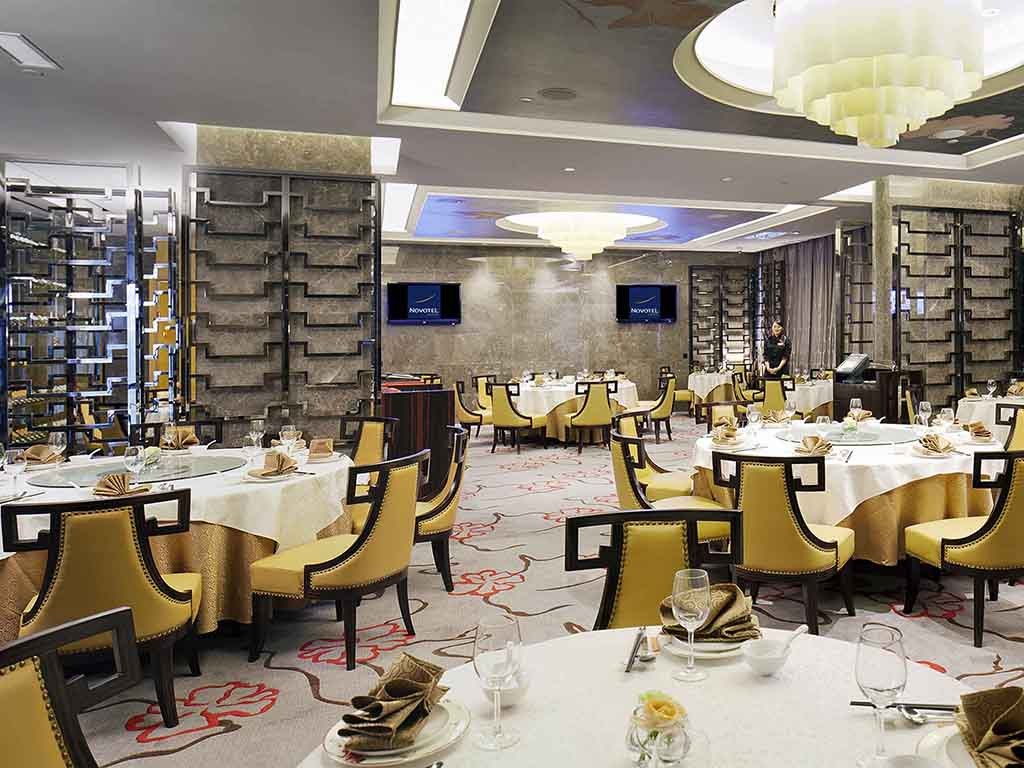 Zijin Garden Chinese Restaurant Nanjing Restaurants By Accorhotels