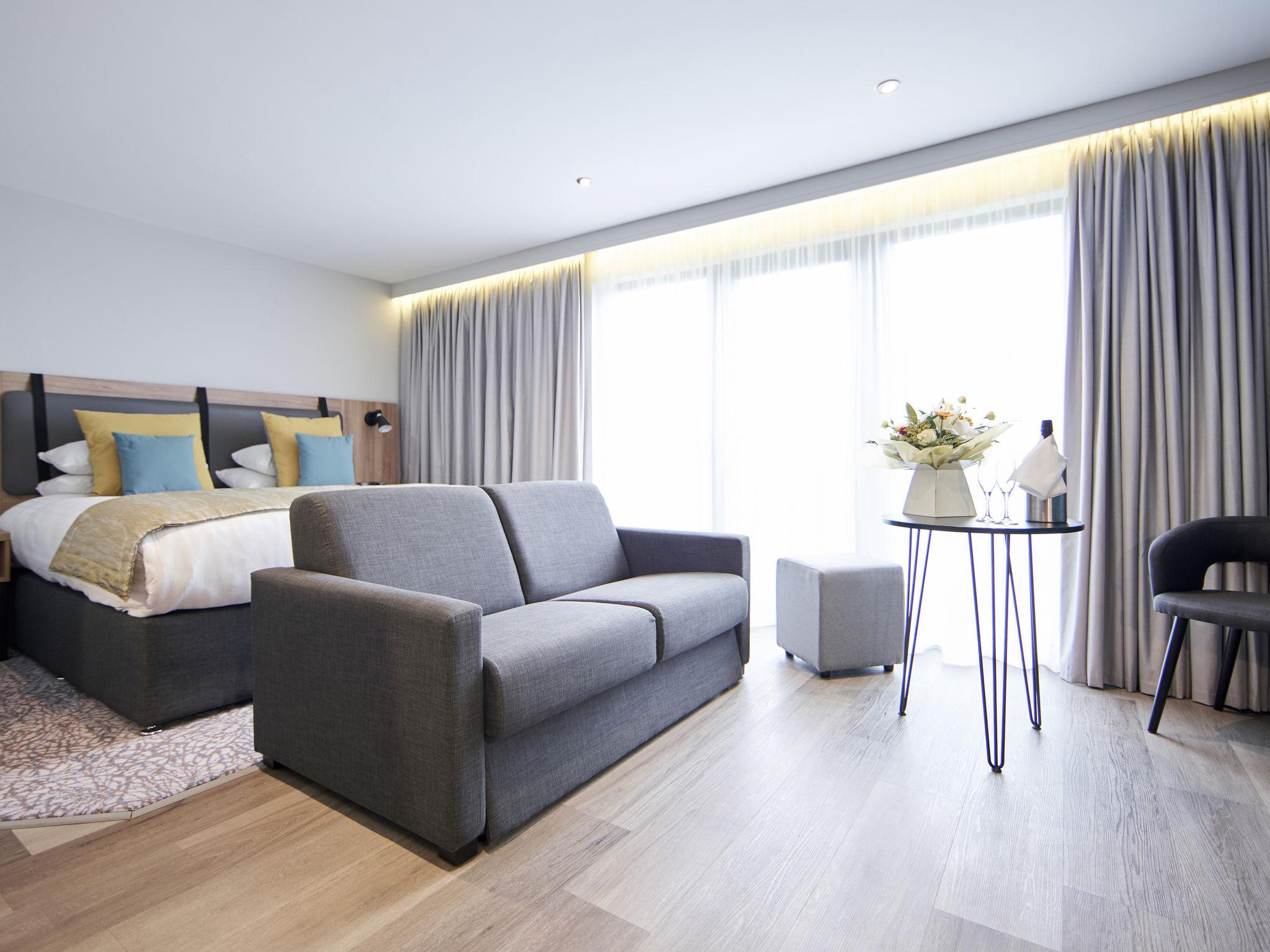 Hotel – Mercure Newcastle George Washington Hotel Golf and Spa