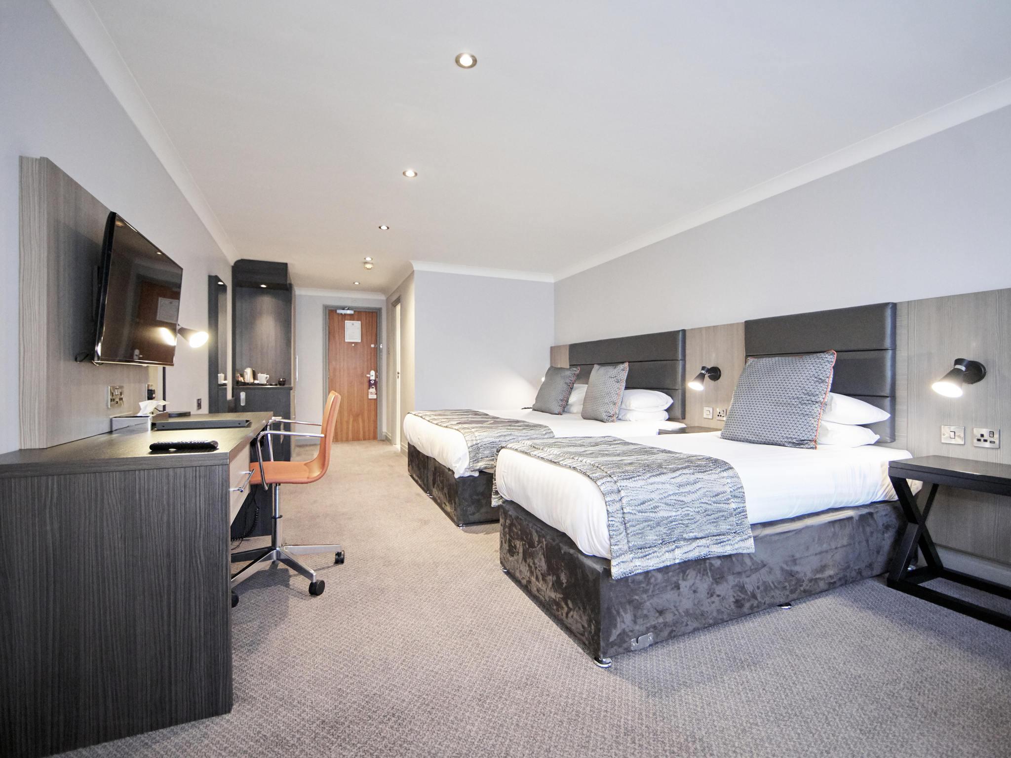 Mercure Newcastle George Quality Hotel In Newcastle