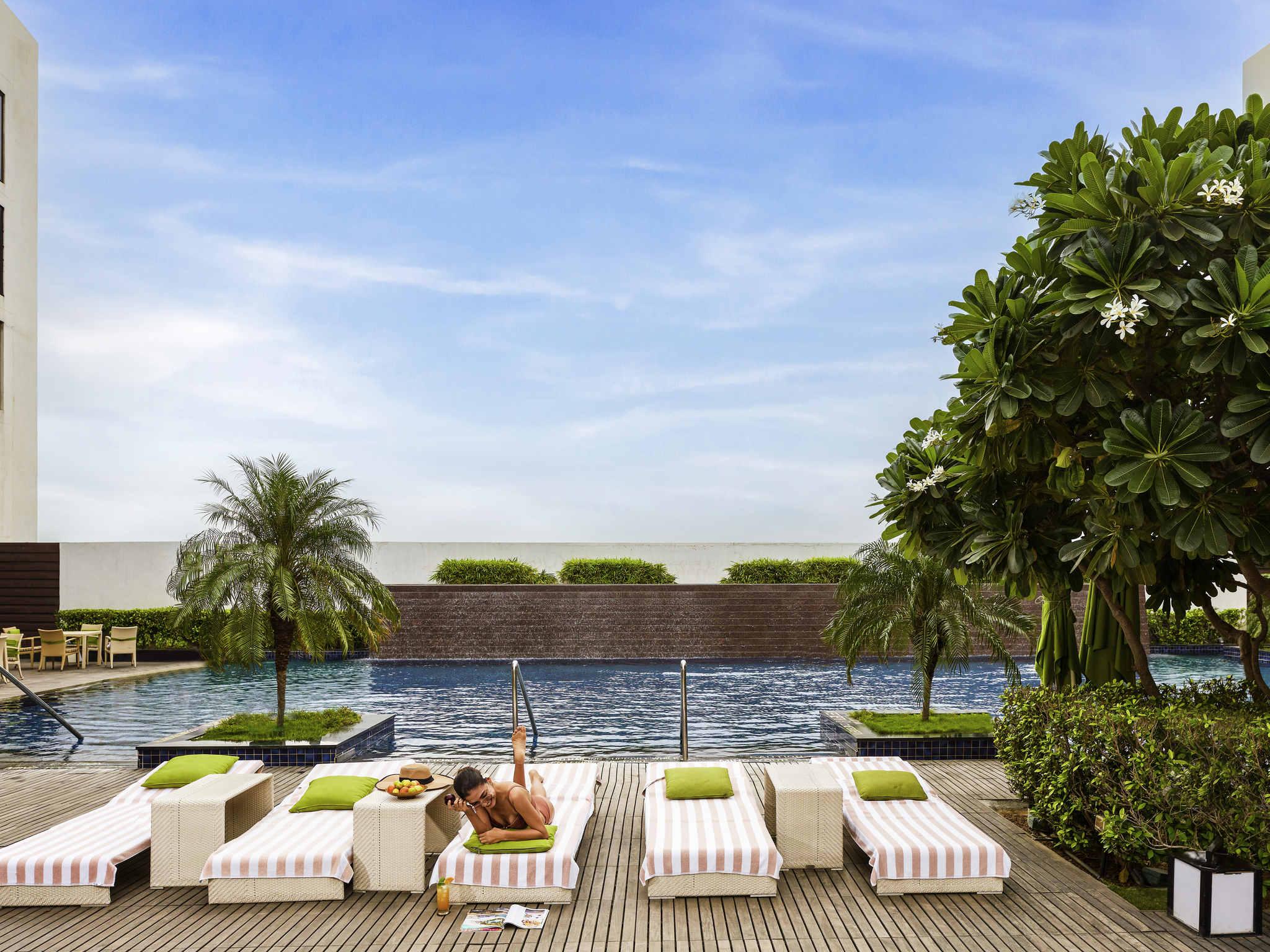 โรงแรม – Pullman New Delhi Aerocity