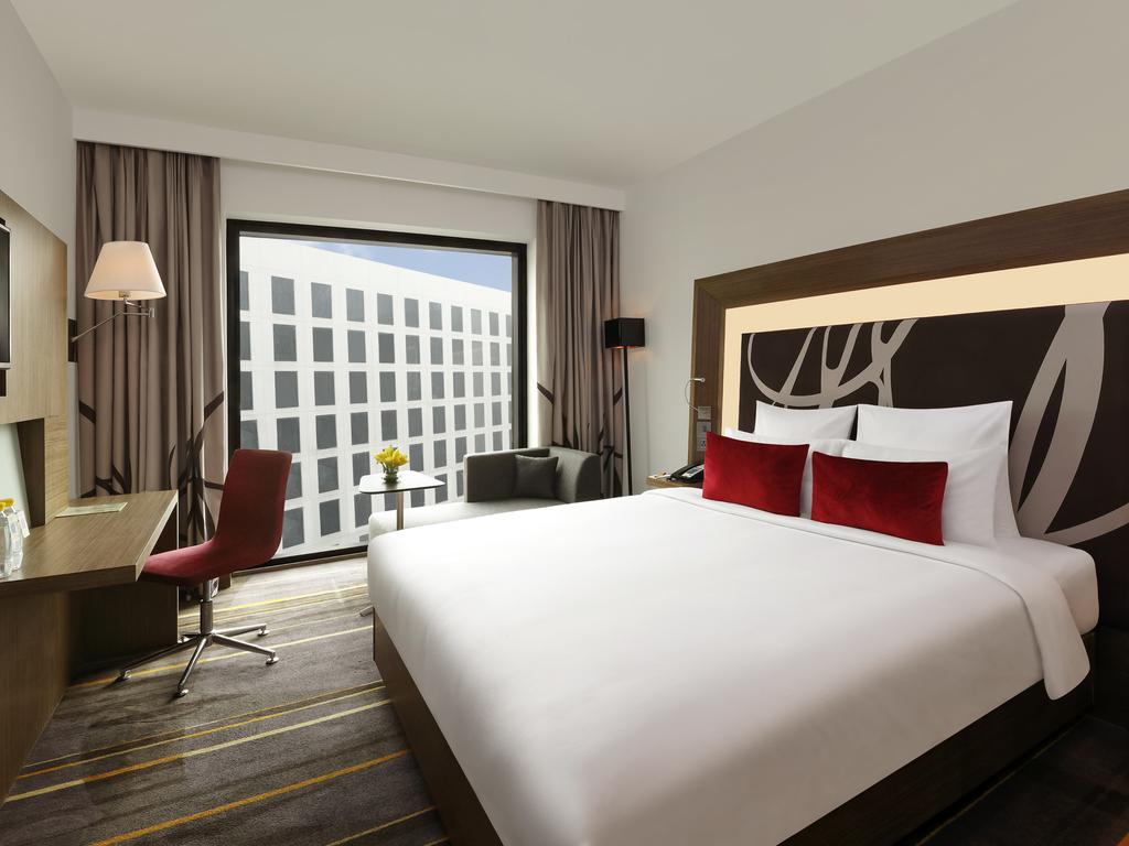 Hotel in New Delhi - Novotel New Delhi Aerocity - AccorHotels