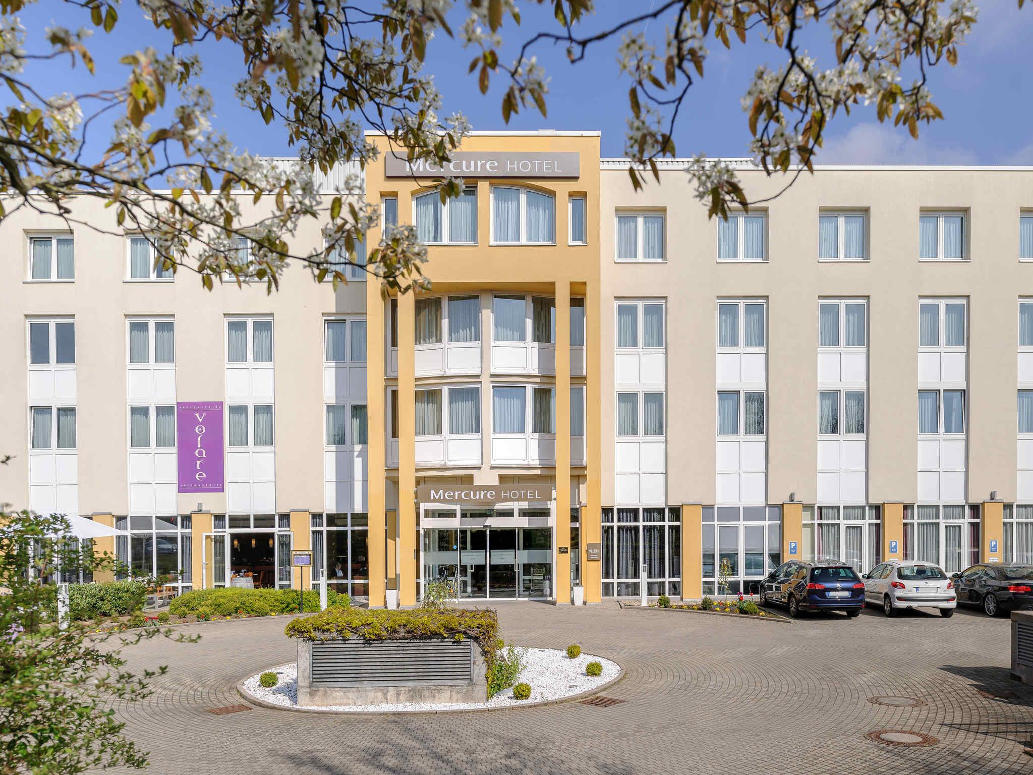 Отель — Mercure Hotel Stuttgart Gerlingen