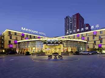 Hotel - Mercure Beijing Downtown