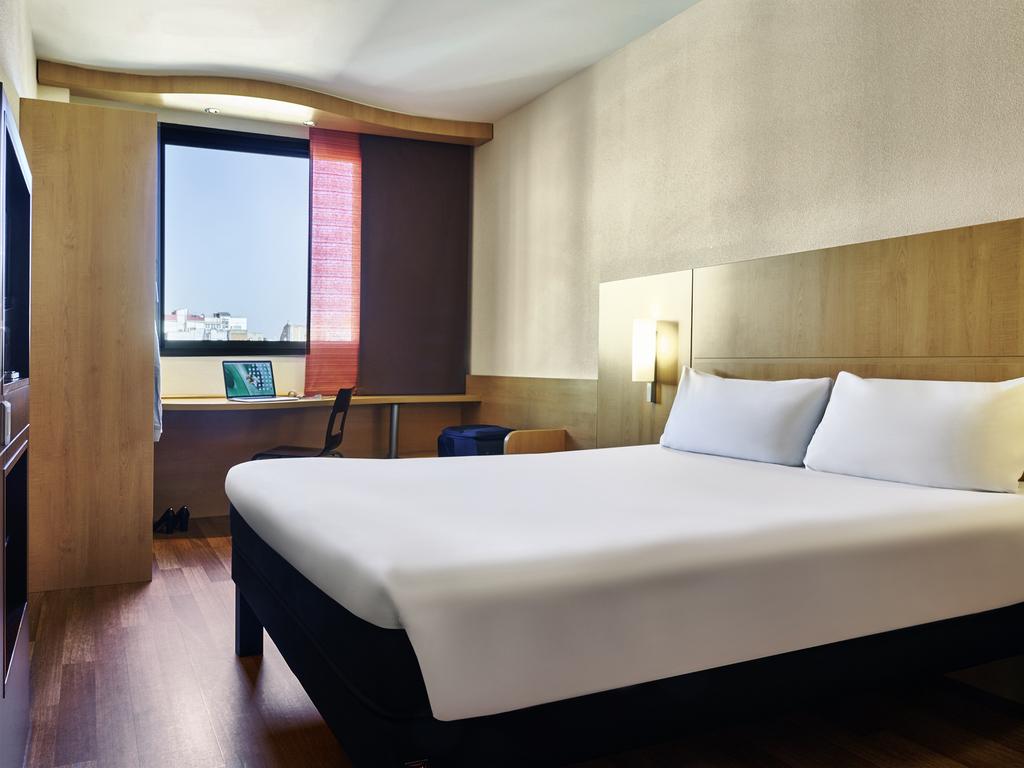 Hôtel à barcelone: réservez à l'hotel ibis barcelone centre