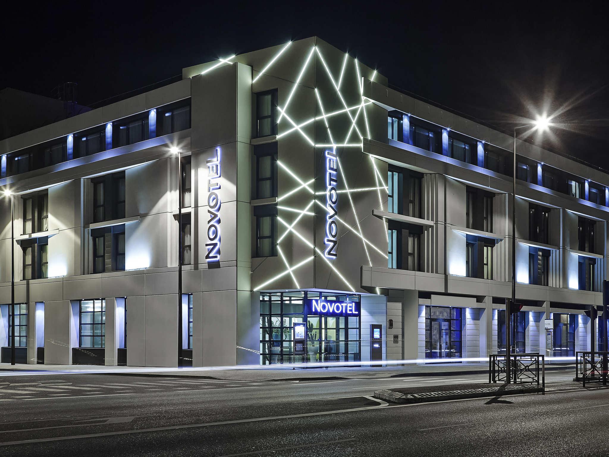 Hotell – Novotel Avignon Centre