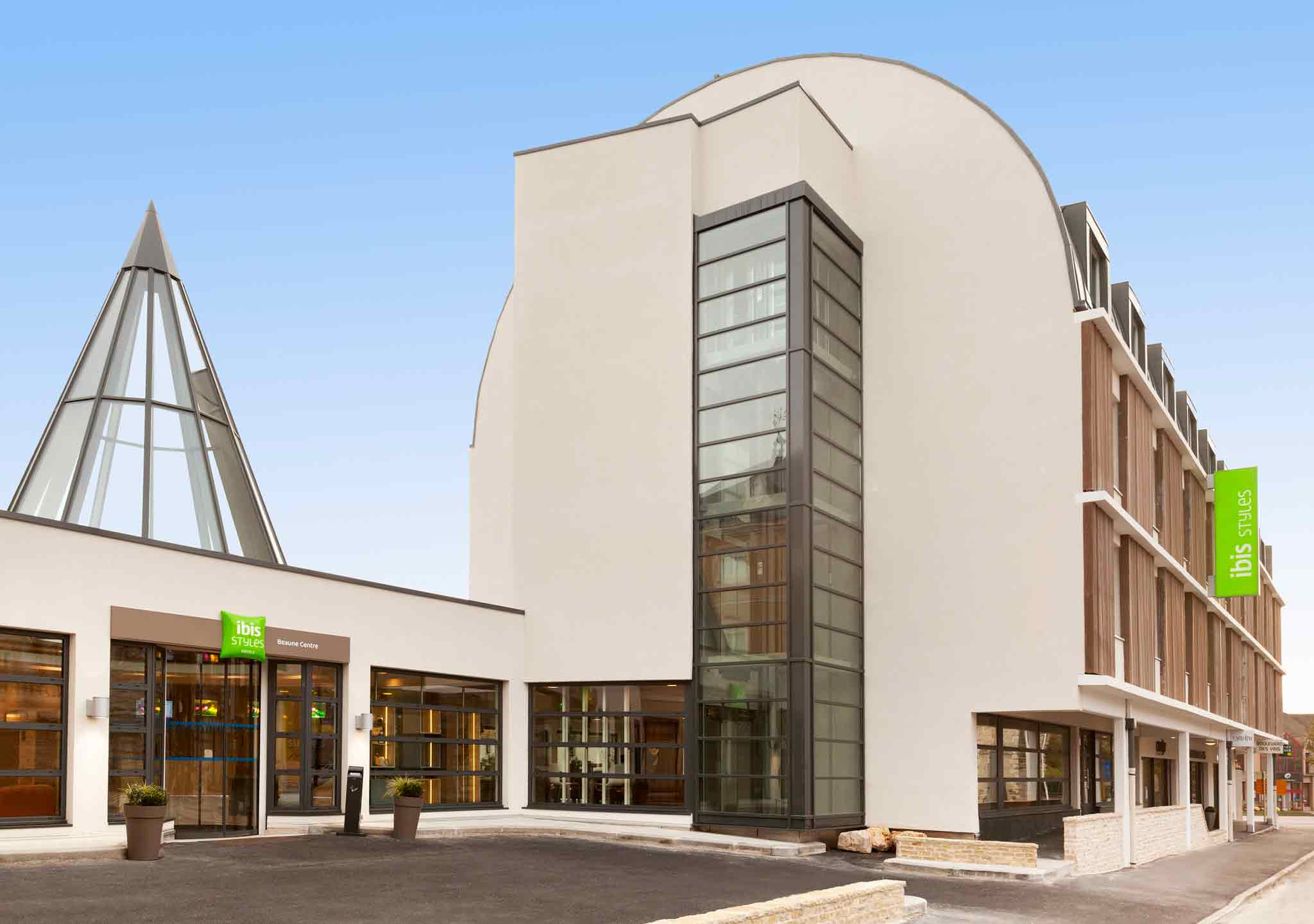 Hôtel - ibis Styles Beaune Centre