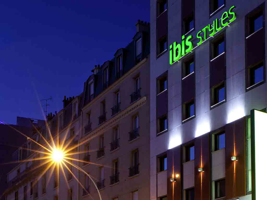 ibis styles porte d orleans montrouge book your hotel with viamichelin