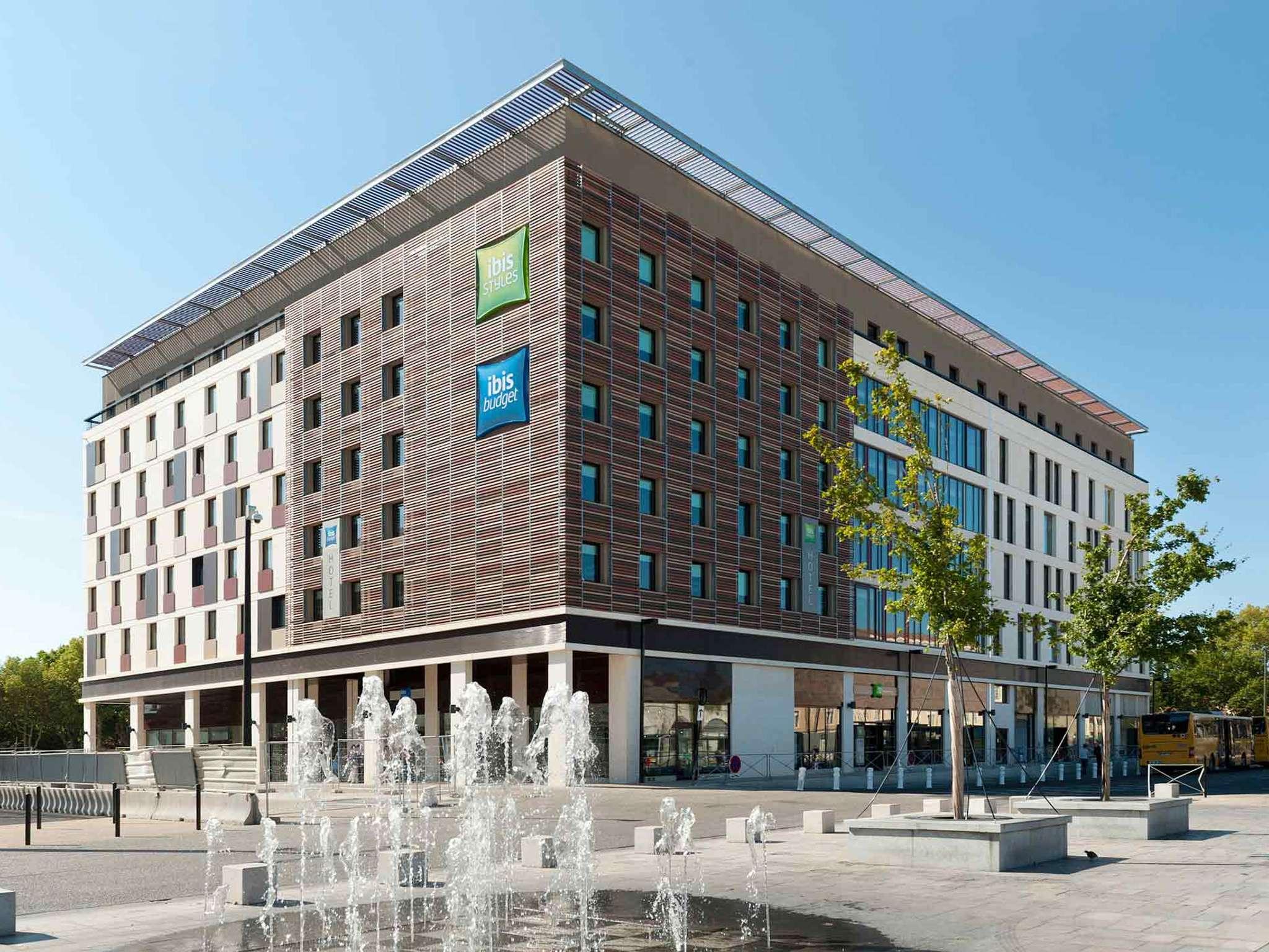 Hotel – ibis Styles Nimes Gare Centre