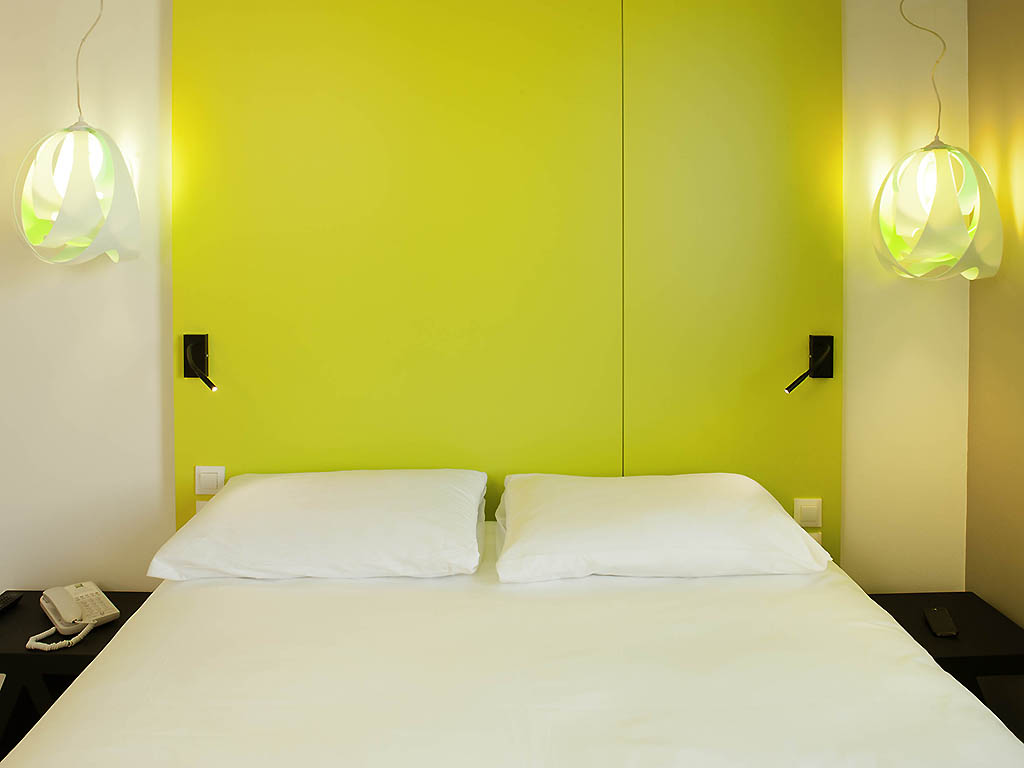 hotel pas cher nimes ibis styles n mes gare centre. Black Bedroom Furniture Sets. Home Design Ideas