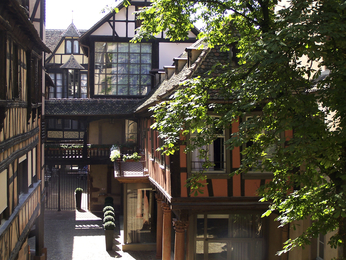 Hôtel Cour du Corbeau Strasbourg - MGallery by Sofitel à STRASBOURG