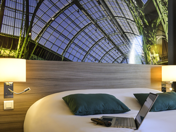 Rooms - ibis Styles Bordeaux Gare Saint Jean