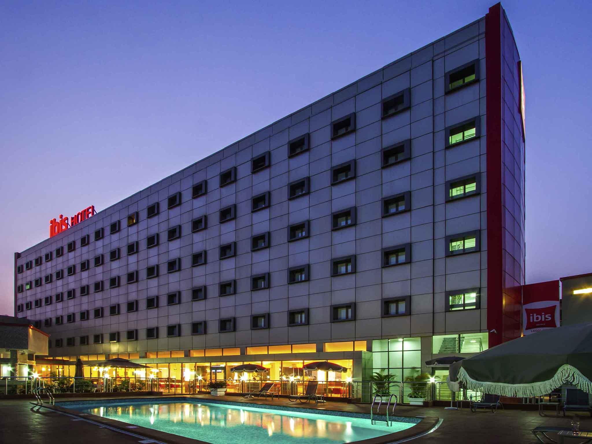 Отель — ibis Lagos Ikeja