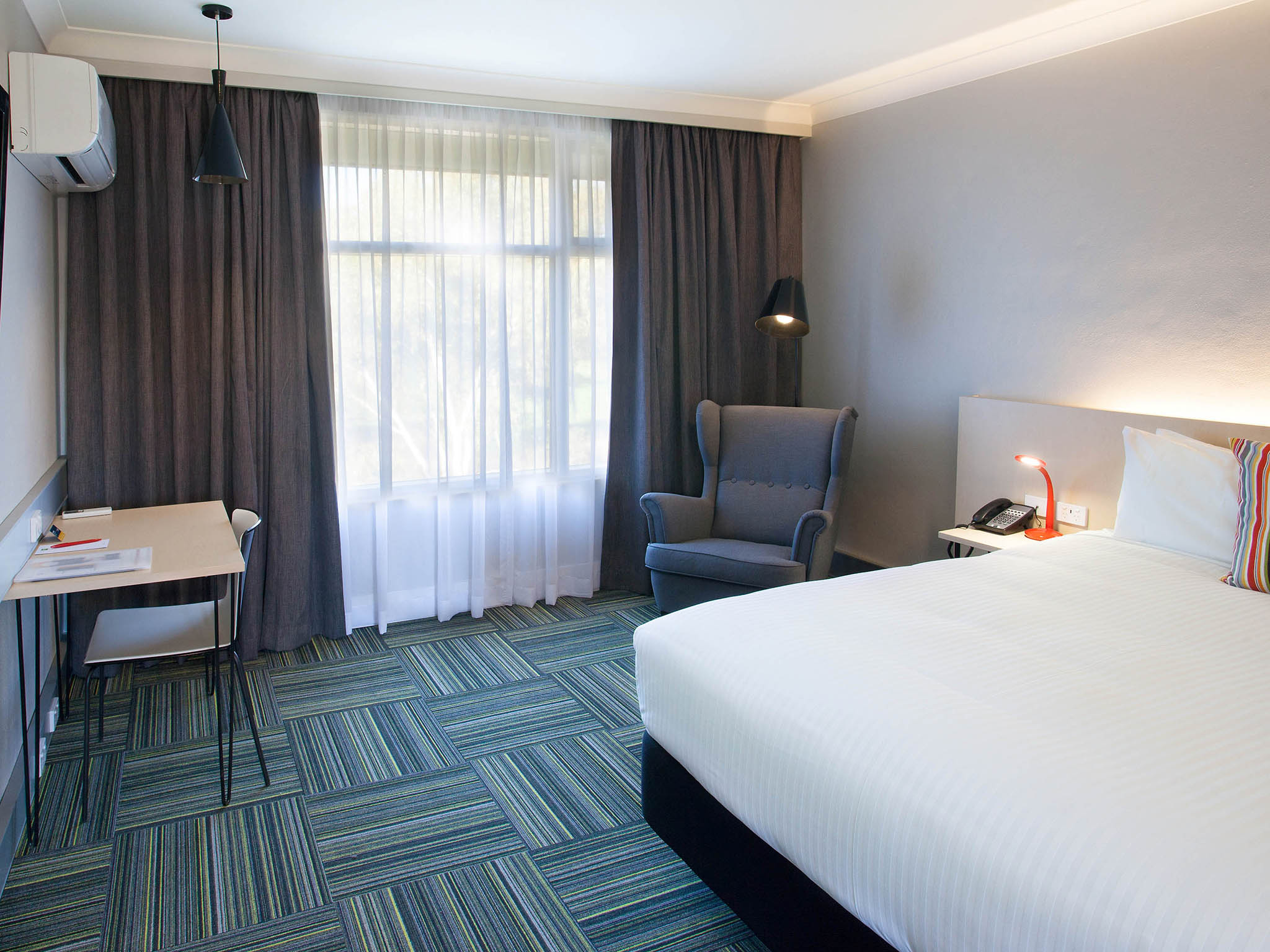 Отель — ibis Styles Tamworth