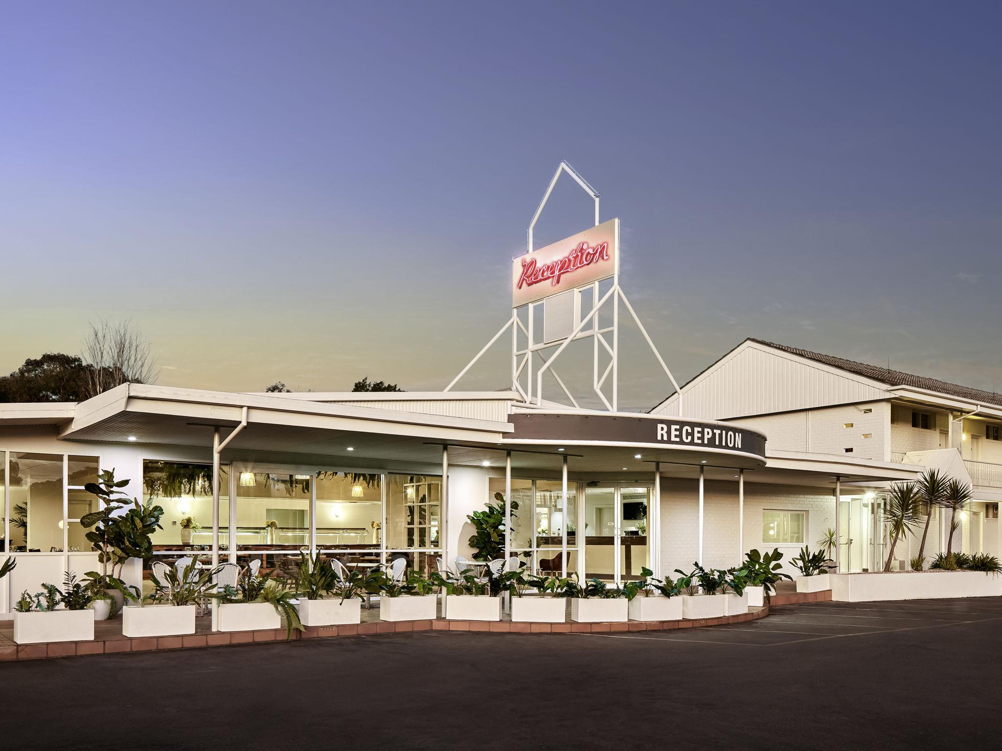 โรงแรม – ibis Styles Tamworth
