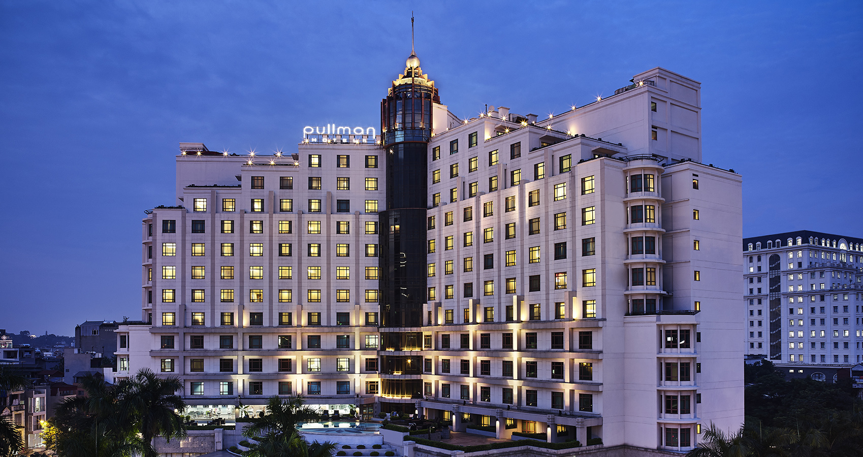 酒店 – 河内铂尔曼酒店