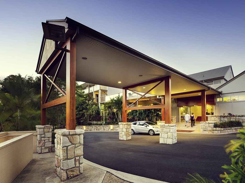 Mercure Clear Mountain Lodge