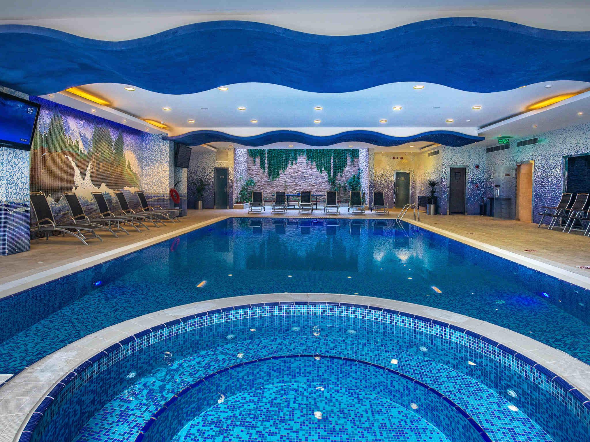 Отель — Mercure Эль-Хубар