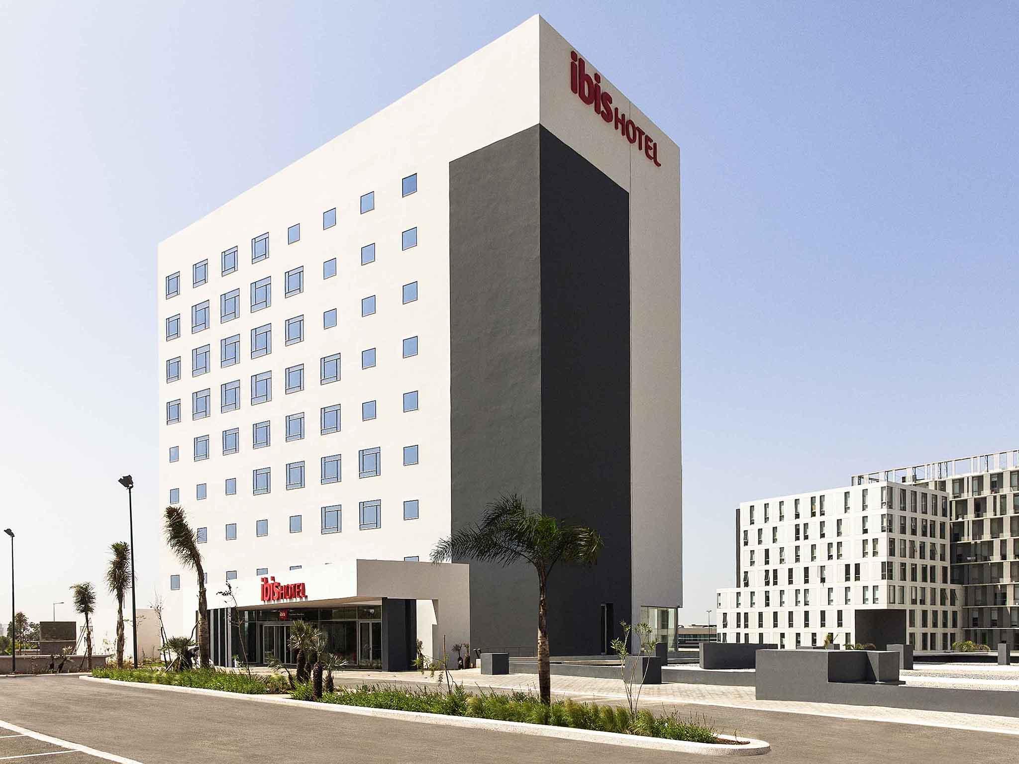 โรงแรม – ibis Casablanca Nearshore