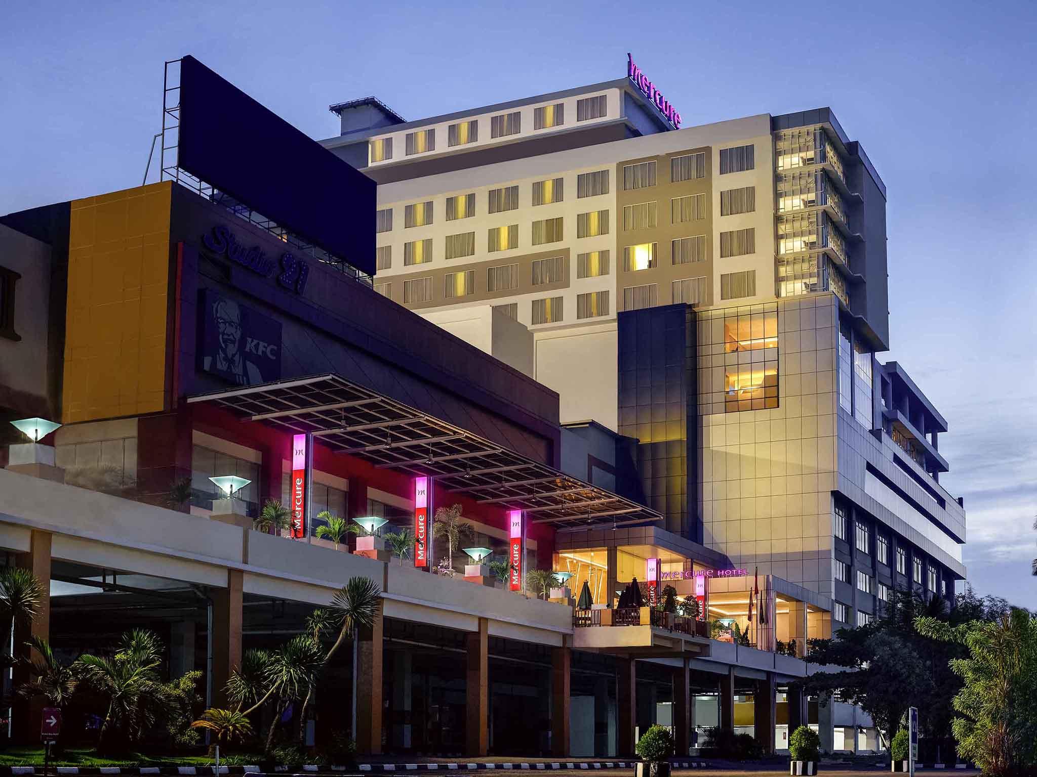 โรงแรม – Mercure Banjarmasin